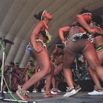 Umoja Zulu dance show The South African Big Braai Coin Street London Sunday 18 August 2002 074a  Delightful Fine Ass