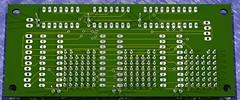 N64 RGB DAC rev2 - bottom side (rendered) | by fce2