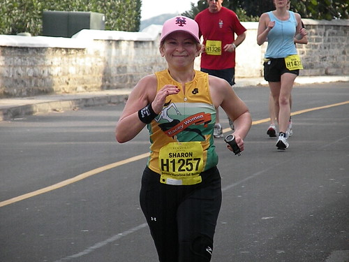 Running the Half Marathon