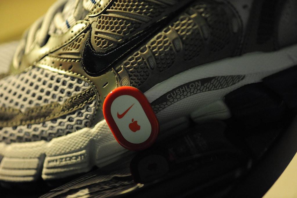 código promocional a bajo precio barata auténtico Nike + iPhone + Sensor | My Nike+ shoe,iphone and nike Senso… | Flickr
