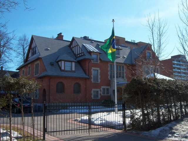 Brazil Embassy in Sandy Hill, Ottawa | Sandy Hill Ottawa