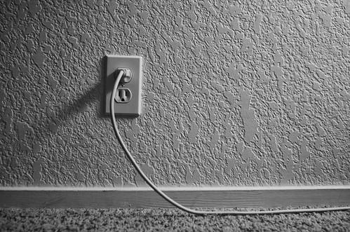 2010 Challenge: Plug in down here!   by trevorscottcarpenter
