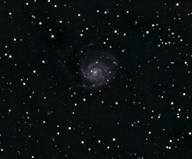 Messier 101 Pinwheel Galaxy