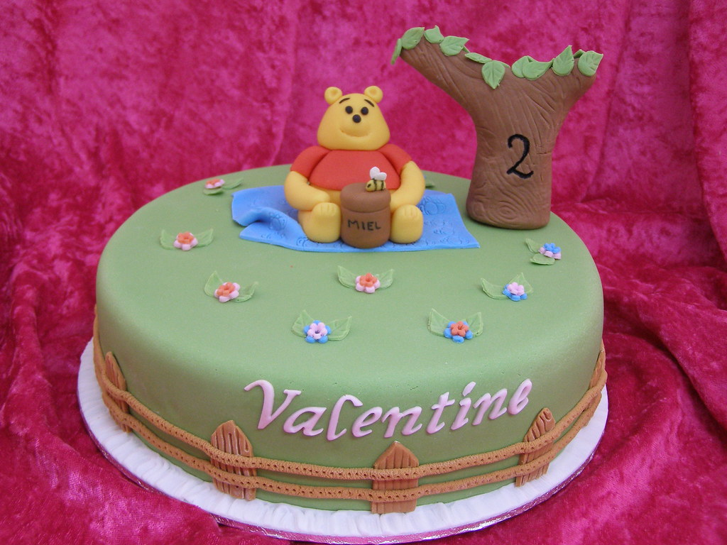 Awesome Valentines Birthday Cake Cake Designer 57 Moselle Fran Flickr Funny Birthday Cards Online Fluifree Goldxyz