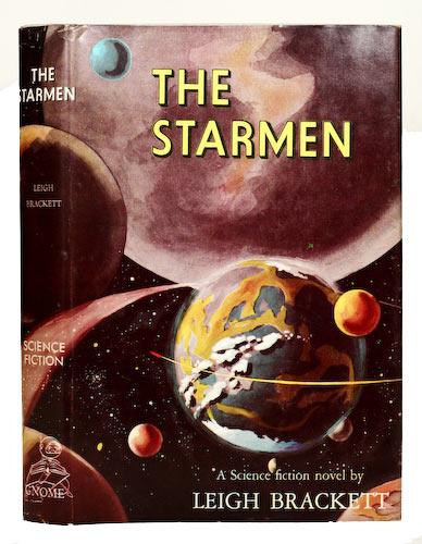 Leigh Brackett - The Starmen