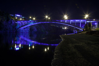 Bridge Street Bridge, Hamilton, New Zealand | by russellstreet