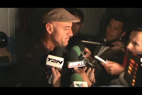 """M2U00194 Conferencia de Prensa José Luis Sánchez Sola """"Chelis"""" por LAE Manuel Vela"""