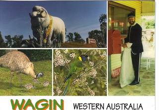 Wagin, Western Australia | by Neil Ennis