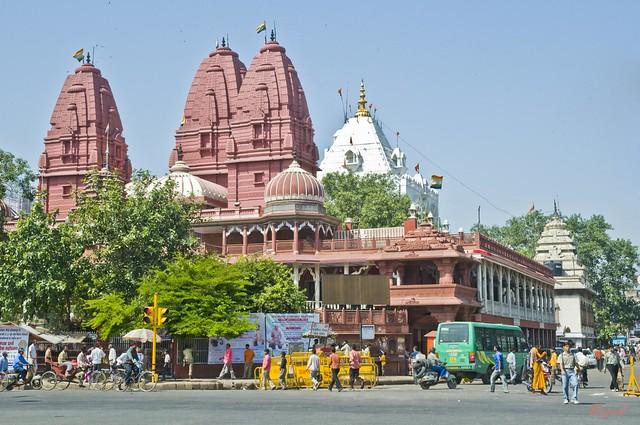 Digambar Jain Temple - Old Delhi