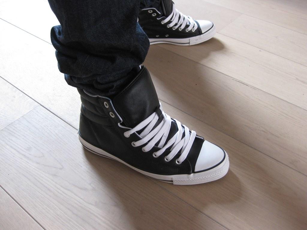 converse padded