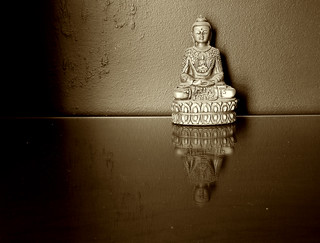 reflecting buddha | by FRAMES OF MIND ~ Chris Preen