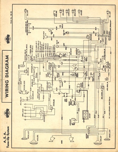 1949 Desoto Wiring Diagram