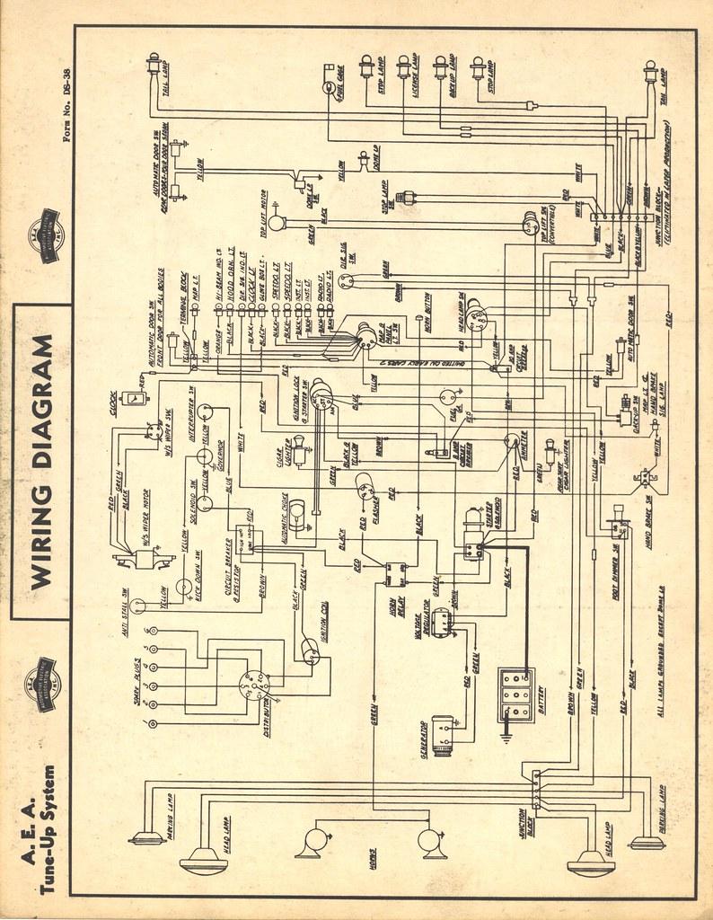 1949 desoto wiring diagram   by carlos dedekind marazzani