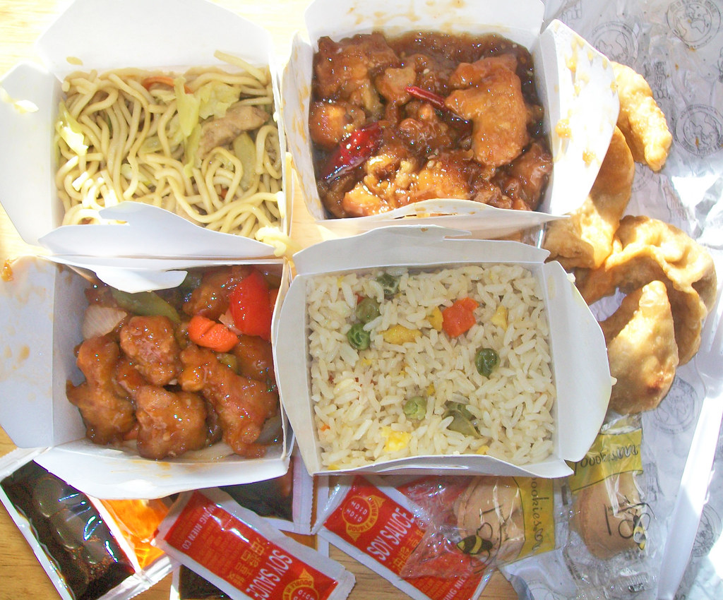 Safeway Chinese for two | (Safeway Deli, Silverdale, WA) All