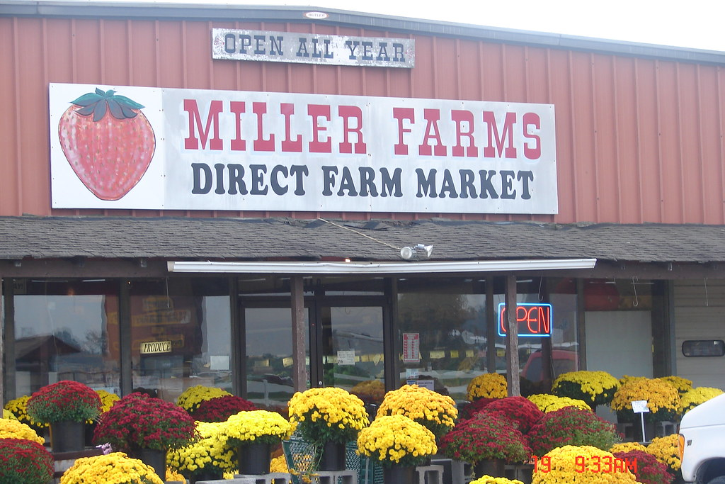 Millers Farms In Clinton Maryland Poplarhillonhlk Flickr