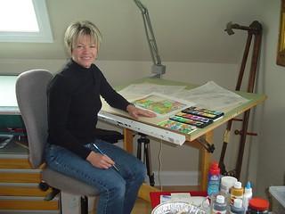 Brenda's Home Studio