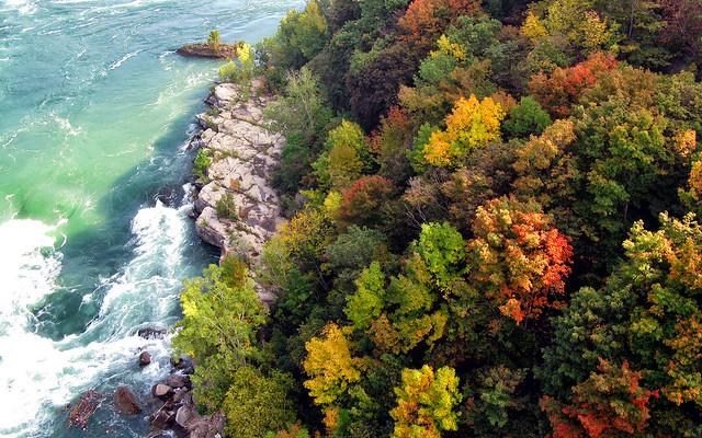 Niagara's Autumn Colors
