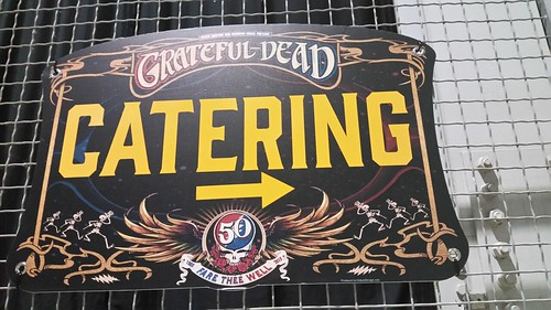 Catering: Grateful Dead | by thegoddessandgrocer