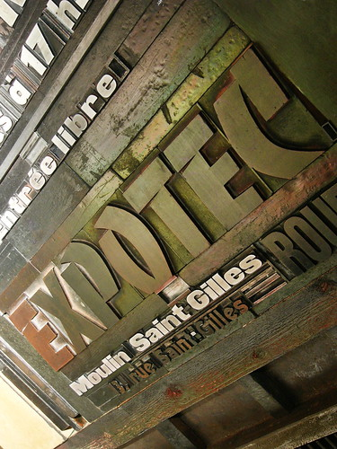 Composition typograhique Expotec | by zigazou76