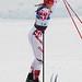 2 Těžiště a postavení pánve u finišujícího bruslaře je výrazně nad přední částí chodidla, foto: Petr Jakl