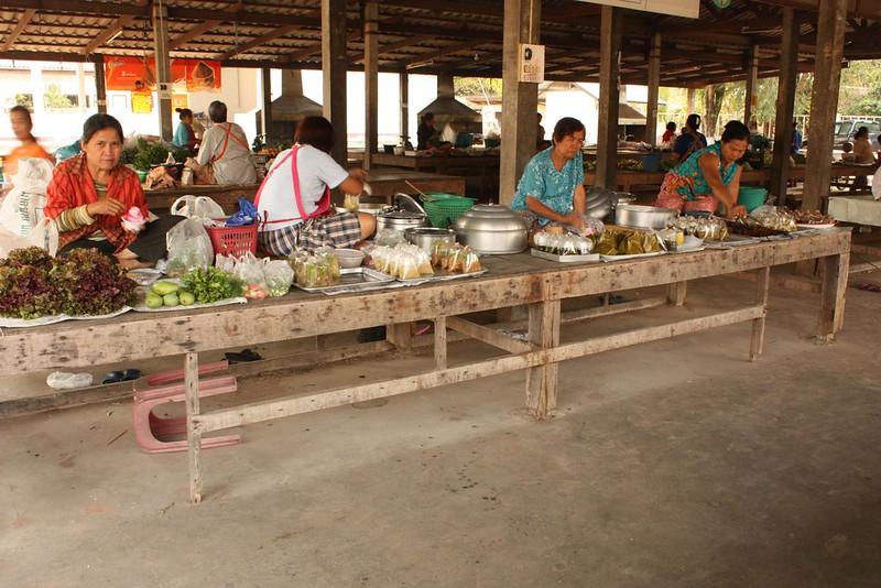 Bahn Si Tahn Market