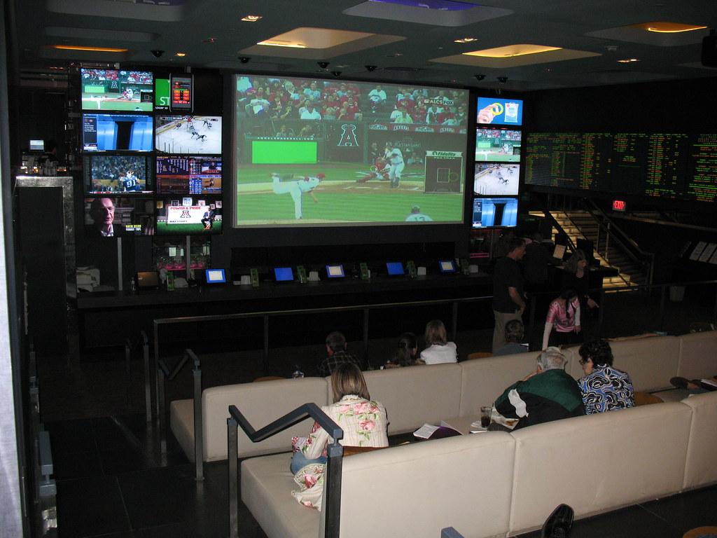 Las Vegas: Lagasse's Stadium