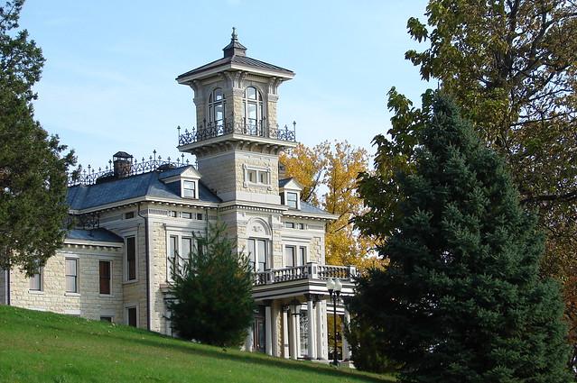 Renwick house-Davenport,IA