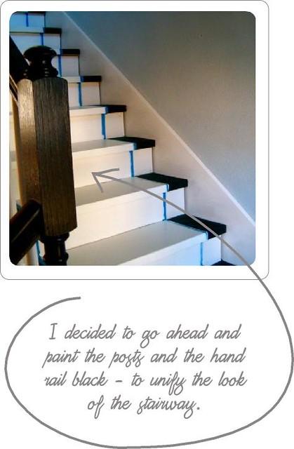 Stair progress #5