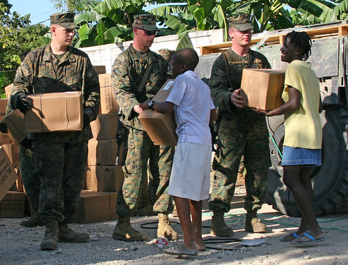 Operation Unified Response | by Marines Haiti Relief