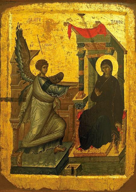 Ohrid: Annunciation, Icon Gallery