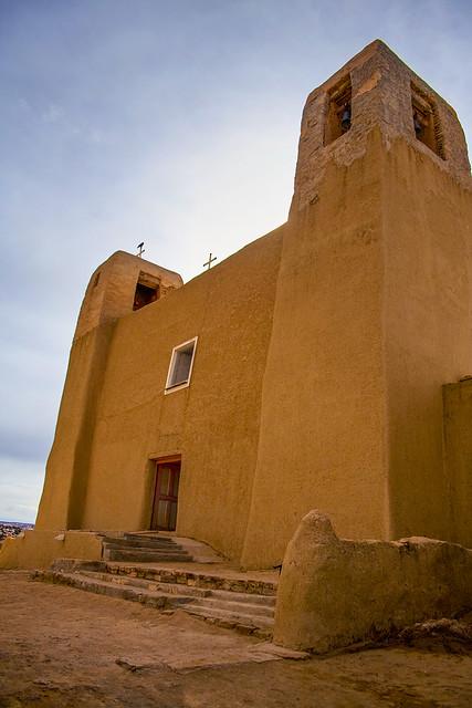 Acoma Pueblo (Sky City), New Mexico