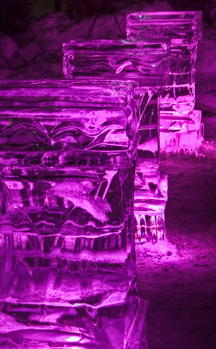 Ice Tables - Quebec Winter Carnival | by haban hero
