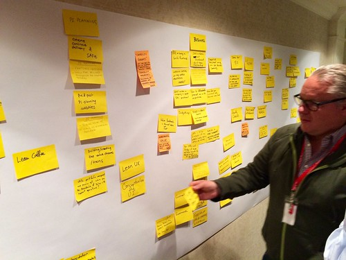 Building Open Space Backlog