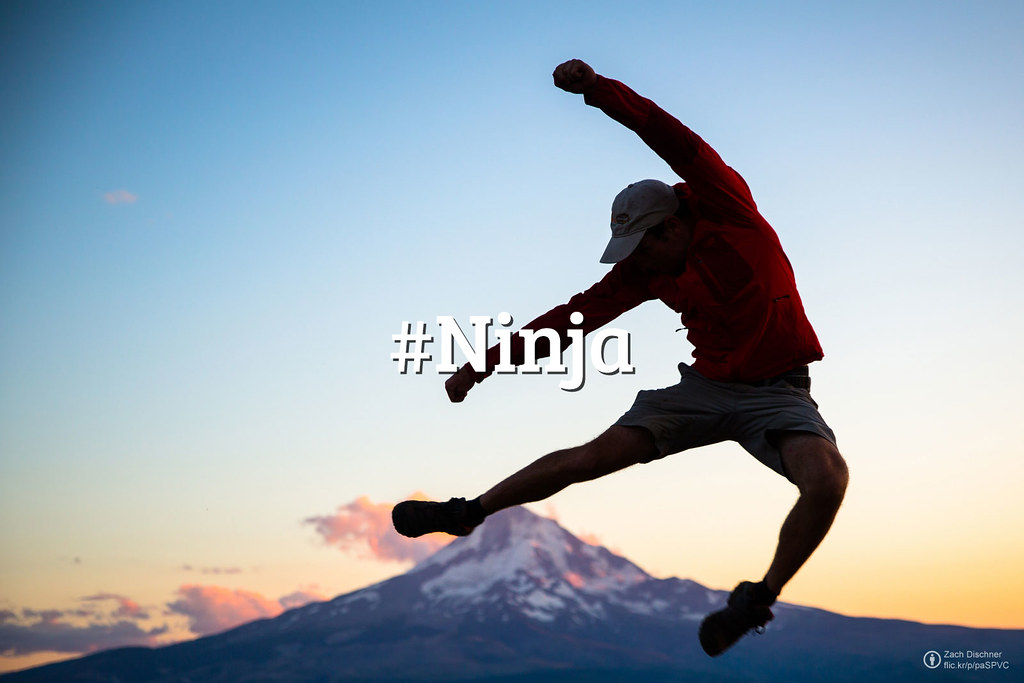 Flickr Friday: #Ninja