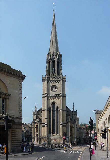Bath, St Michael with St Paul