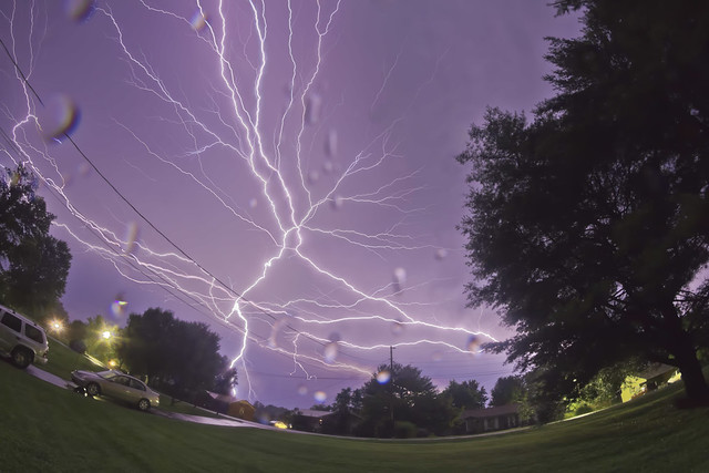 Lightning, White County, Tennessee