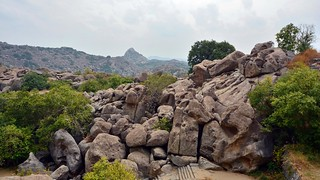 India - Tamil Nadu - Gingee Forts - Rajagiri Fort - 5
