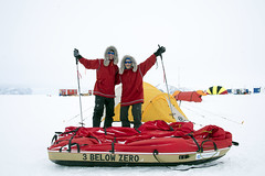 3 BELOW ZERO ANTARCTIC