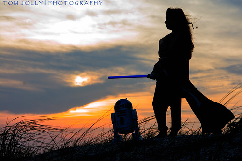 lukeskywalker r2d2 starwars sunset beach sawyer longbeachisland