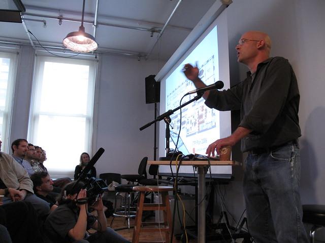 Clay Shirky's Talk