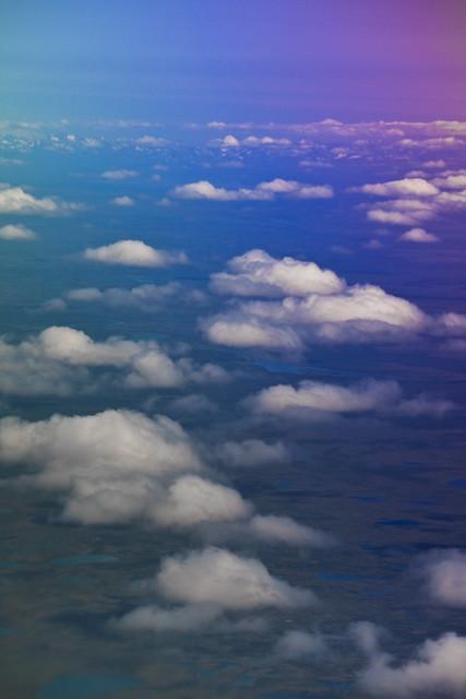 Birefringent Effect, Puffy Clouds
