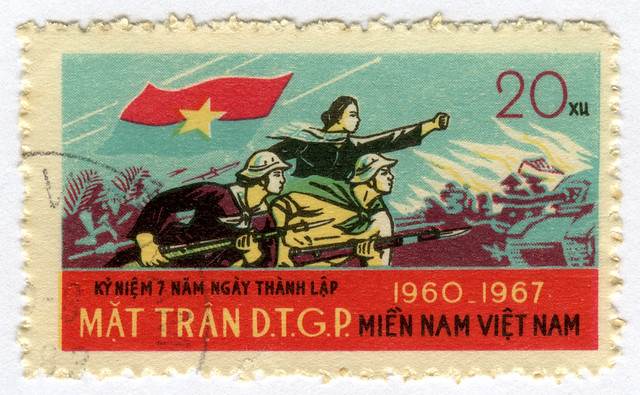 NLF of S. Vietnam MT13 - 7th Anniversary of Founding of the NLF