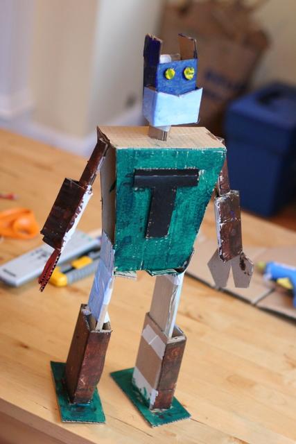 T's Robot
