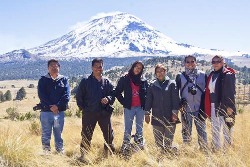 Flickeros Poblanos en Paso de Cortés 1 (Puebla, México)