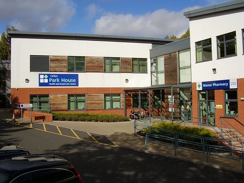 Park House Health and Social Care Centre, Gedling