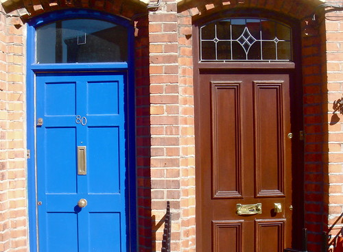 Dublin doors   by irishjaunt