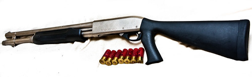 Remington 870 MM | by WickedVT