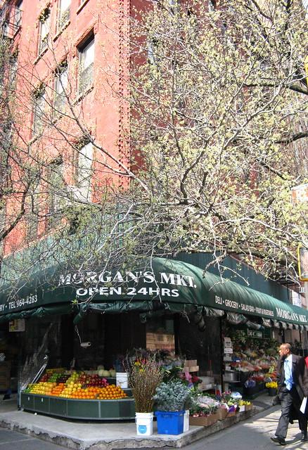 Morgan's Market, Tribeca