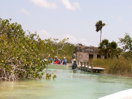 Mexique Février 2006 - Sian Kaan