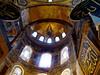 Interior view of the Hagia Sophia by walker_dawson